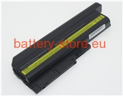 Laptop battery for ThinkPad T60 Series, 40Y6799, ThinkPad R60 Series computer batteries