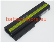 10.8 V, 4400 mAh computer batteries for IBM thinkpad r60 9459