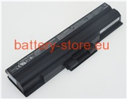 11.1 V, 4800 mAh computer batteries for SONY vgp-bps21a