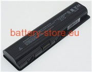 Laptop battery for Pavilion dv4, Presario CQ61, 484170-001 computer batteries