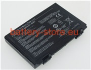 Laptop battery for X5C, P50, K50 computer batteries
