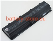 10.8 V, 5000 mAh computer batteries for HP hstnn-178c