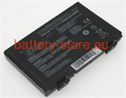 11.1 V, 4400 mAh computer batteries for ASUS k601