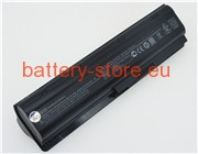 11.1 V, 8400 mAh computer batteries for HP 586006-321