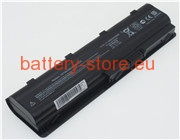 10.8 V, 4400 mAh computer batteries for HP 586006-321