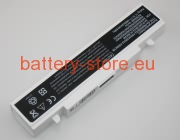 11.1 V, 4400 mAh computer batteries for SAMSUNG np-p530