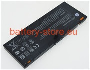 14.8 V, 3760 mAh computer batteries for HP envy 14 series