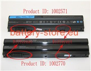 11.1 V, 5400 mAh computer batteries for DELL latitude e5420