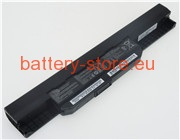 Laptop battery for A45, K53, A53 computer batteries