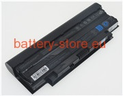 11.1 V, 8100 mAh computer batteries for DELL inspiron 14r