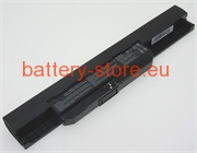10.8 V, 4400 mAh computer batteries for ASUS p43sl
