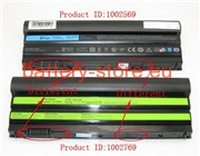 11.1 V, 7800 mAh computer batteries for DELL 312-1441