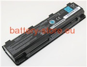 Laptop battery for Satellite C55, Satellite C55D, SATELLITE C55D -A-13R computer batteries