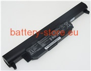 10.8 V, 4400 mAh computer batteries for ASUS a32-k55