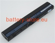 Laptop battery for AL12B32, AL12X32, Aspire one 756 computer batteries
