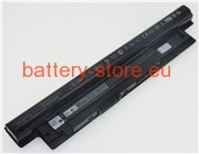 11.1 V, 5800 mAh computer batteries for DELL inspiron 17 3721