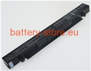 14.4 V, 2600 mAh computer batteries for ASUS x550ca