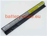 Laptop battery for L12M4E01, L12L4A02, L12L4E01 computer batteries
