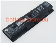 10.8 V, 4200 mAh computer batteries for HP hstnn-lb4n