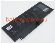 Laptop battery for Inspiron 17 Series, Inspiron 15 5547, F7HVR computer batteries