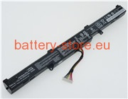 15 V, 2950 mAh computer batteries for ASUS a450