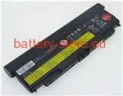10.8 V, 9200 mAh computer batteries for LENOVO 45n1153