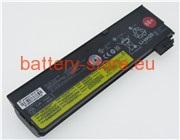 11.1 V, 4400 mAh computer batteries for LENOVO thinkpad x240