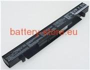 15 V, 2950 mAh computer batteries for ASUS x550ca