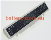 11.1 V, 7800 mAh computer batteries for SAMSUNG np-p530