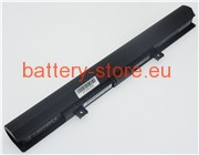 14.8 V, 2800 mAh computer batteries for TOSHIBA satellite l50-c-17j