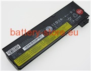 11.22 V, 6340 mAh computer batteries for LENOVO thinkpad x240