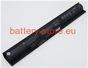 14.8V or15 V, 2800 mAh computer batteries for HP probook 440 g2