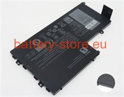 7.4 V, 7600 mAh computer batteries for DELL inspiron 5447