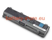 10.8 V, 6600 mAh computer batteries for TOSHIBA satellite c855