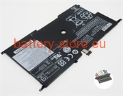 Laptop battery for ThinkPad X1c, 00HW003, 00HW002 computer batteries