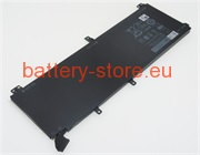 Laptop battery for XPS 9530, XPS 15 9530, Precision M3800 computer batteries