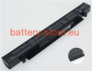 14.4 V, 2200 mAh computer batteries for ASUS x550ca