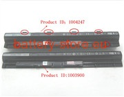 Laptop battery for M5Y1K, Inspiron 3451, Inspiron 3458 computer batteries