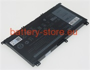 11.1 V, 6330 mAh computer batteries for DELL ins15pd-2748r