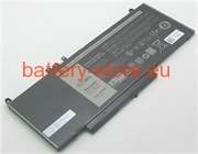 7.6 V, 8260 mAh computer batteries for DELL latitude e5550 series