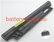 14.8 V, 2600 mAh computer batteries for DELL inspiron 17 3721