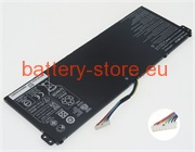 10.8 or 11.4 V, 3400 mAh computer batteries for ACER aspire es1-511
