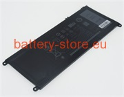 Laptop battery for G3 15, Inspiron 7778, 33YDH computer batteries