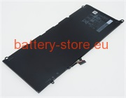 Laptop battery for XPS 13 9360, PW23Y, TP1GT computer batteries