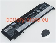 Laptop battery for thinkpad T460s, ThinkPad T470s, 01AV405 computer batteries