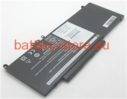 Laptop battery for 6MT4T, G5m10, TXF9M computer batteries