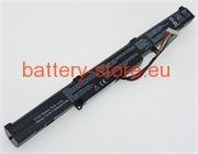 14.4 V, 2200 mAh computer batteries for ASUS a450