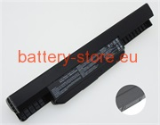 10.8 V, 7800 mAh computer batteries for ASUS p43sl