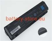 10.8 V, 7800 mAh computer batteries for TOSHIBA satellite c55t-a
