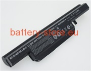 Laptop battery for W540BAT-6, W540EU, W550EU computer batteries